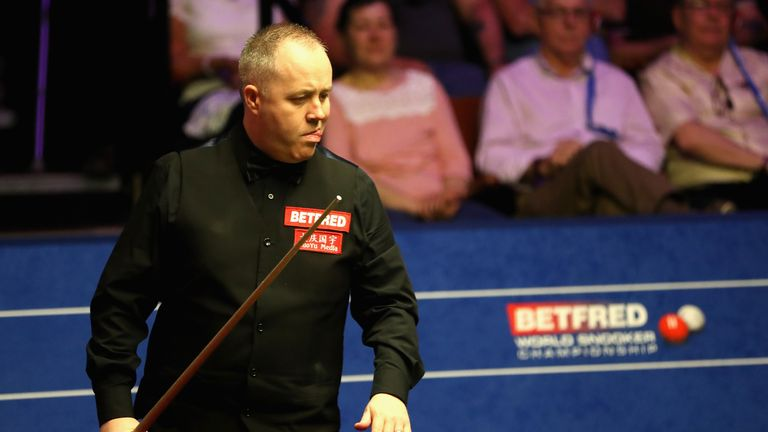 John Higgins will face Williams in his seventh World final