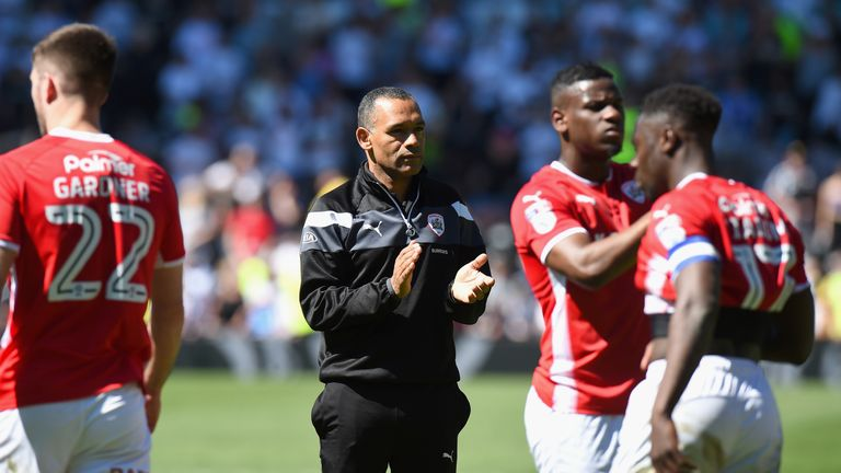 Former Mourinho assistant Morais sacked after three months at Barnsley
