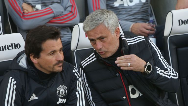 EPL: Mourinho explains why he won't have assistant manager next season