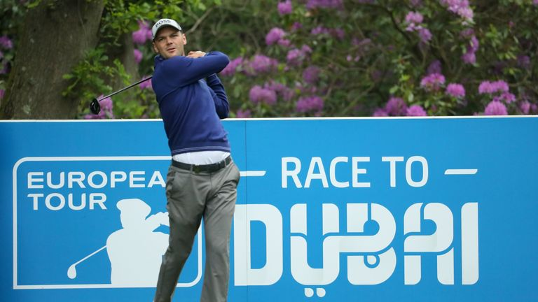 Thorbjorn Olesen fires final-round 64 to win Italian Open