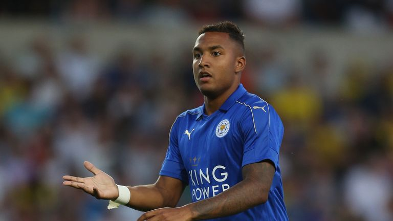 Moore has Premier League experience from his time at Leicester
