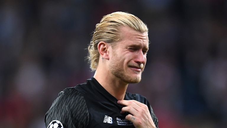 Liverpool star Loris Karius Breaks Silence Over Errors