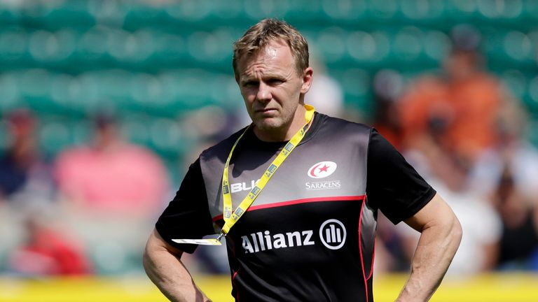 Mark McCall labelled Saturday's Premiership success over Exeter, Saracens' 'best final ever'