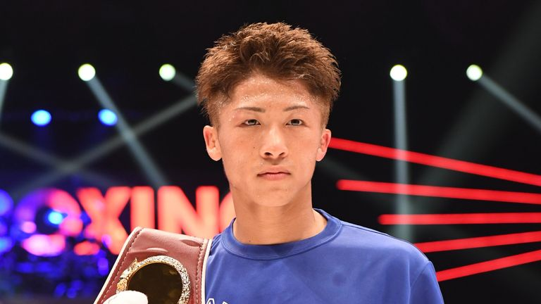 Naoya Inoue is considered one of the best pound-for-pound fighters