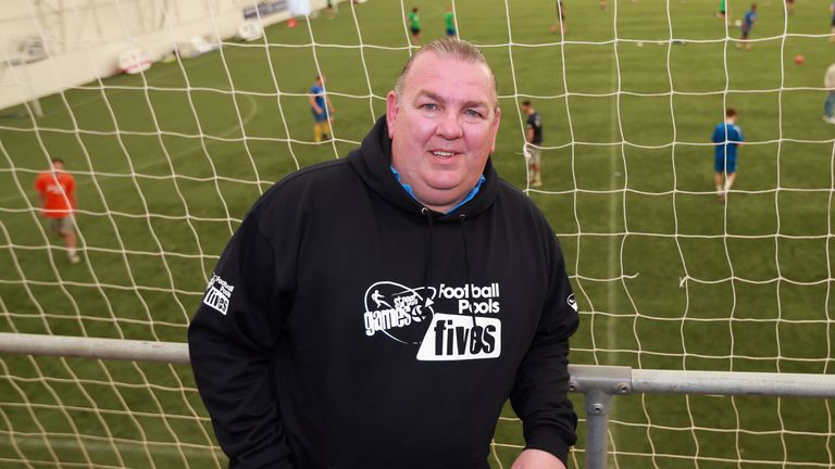 Neville Southall believes education is the key to improved LGBT inclusion in sport and society