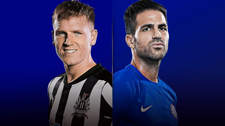 Newcastle United v Chelsea will be live on Sky Sports Premier League