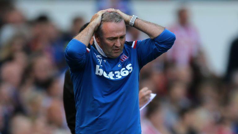 Paul Lambert is leaving Stoke City
