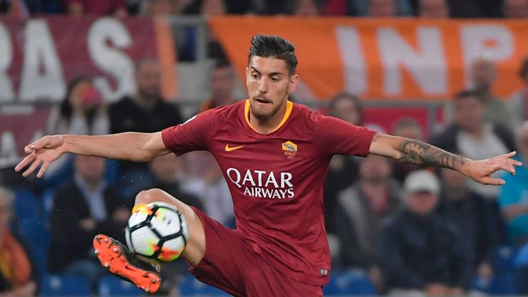 Lorenzo Pellegrini is attracting interest from Arsenal and Juventus