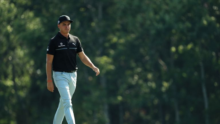 Fowler is hoping to continue the winning American run in this week's US Open