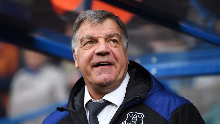 Silva replaces Sam Allardyce at Goodison Park