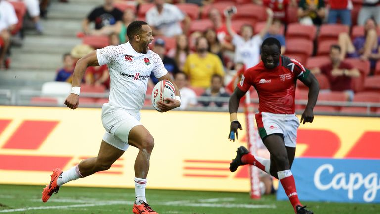 New Zealand to play South Africa in London Sevens semis after pool loss to Fiji