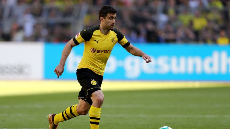Arsenal are reportedly close to signing Sokratis Papastathopoulos for £16m