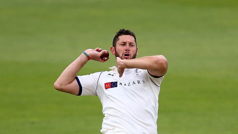 Bresnan has been a regular for Yorkshire since his debut in 2003