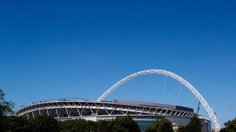 Building on the new Wembley was completed in 2007