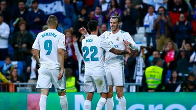 Gareth Bale features in our pick of the goals from the 2017/18 La Liga season