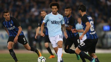 fifa live scores - West Ham are in talks to sign Lazio midfielder Felipe Anderson