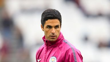 fifa live scores - Arsenal to hold talks with Mikel Arteta over manager's job
