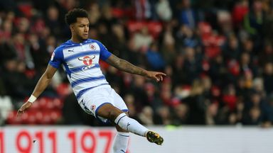 Liam Moore played every minute in the Championship for Reading this season