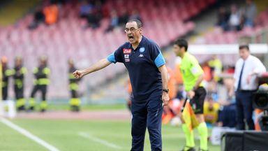 fifa live scores - Maurizio Sarri in talks over new Napoli deal