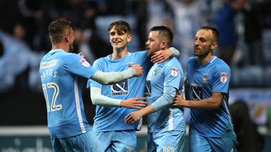 fifa live scores - Coventry City's academy has become the club's factory of hope