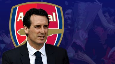 Unai Emery has been appointed as the new Arsenal head coach
