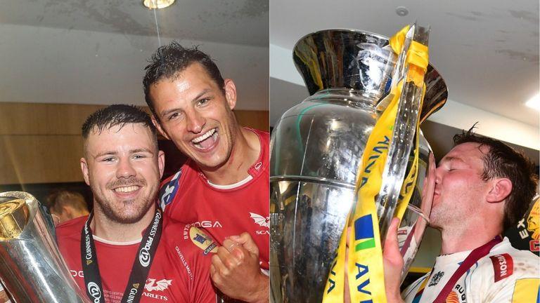 Scarlets, Exeter, PRO14, Premiership