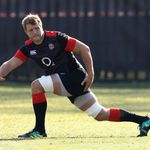 Joe Launchbury fit for England's second Test against South Africa