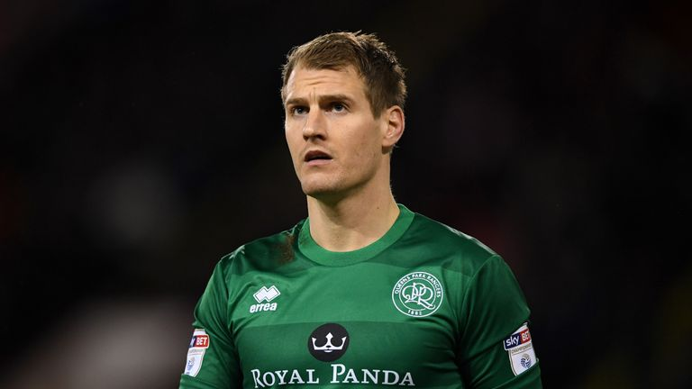 Cardiff are close to signing Alex Smithies from QPR