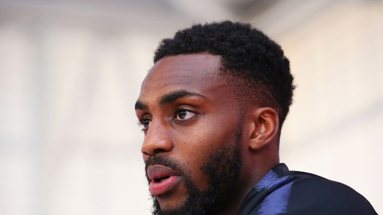 Danny Rose has opened up about his battle with depression