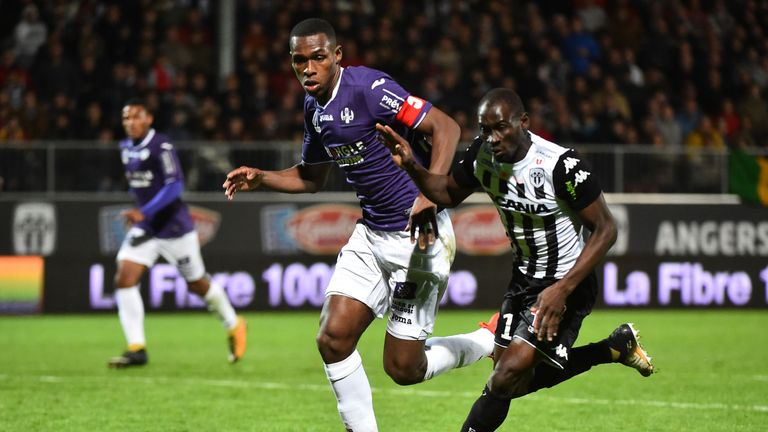 Issa Diop has signed for West Ham