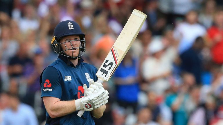 India series more important than top ranking, says England skipper Morgan
