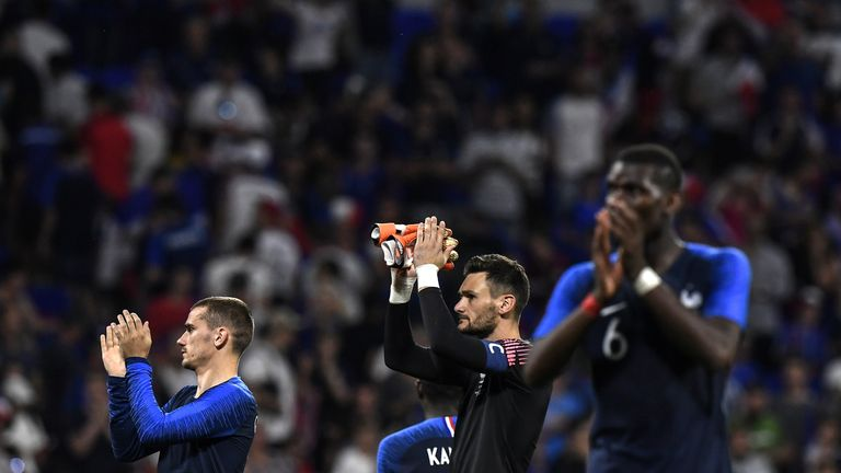 Merse has backed France to beat Australia on Saturday