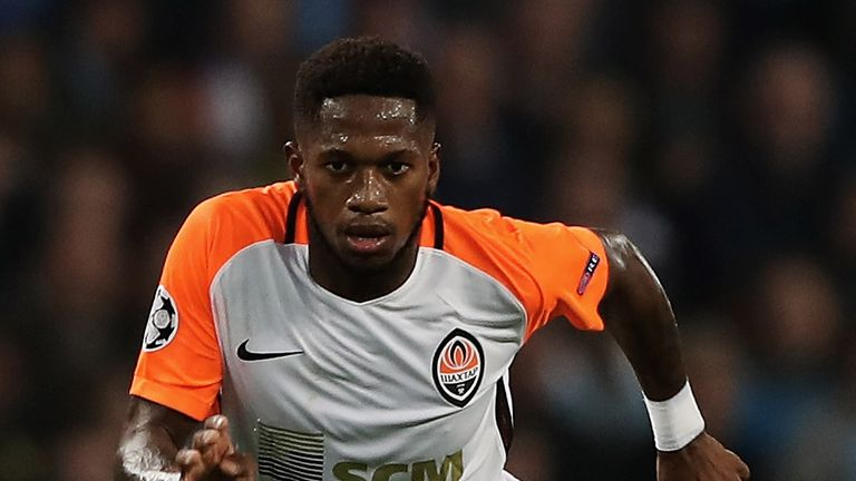 Fred is also close to completing a move to United
