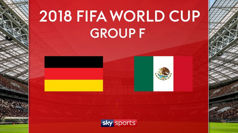 Mexico Beats Germany In Huge Upset At The 2018 World Cup