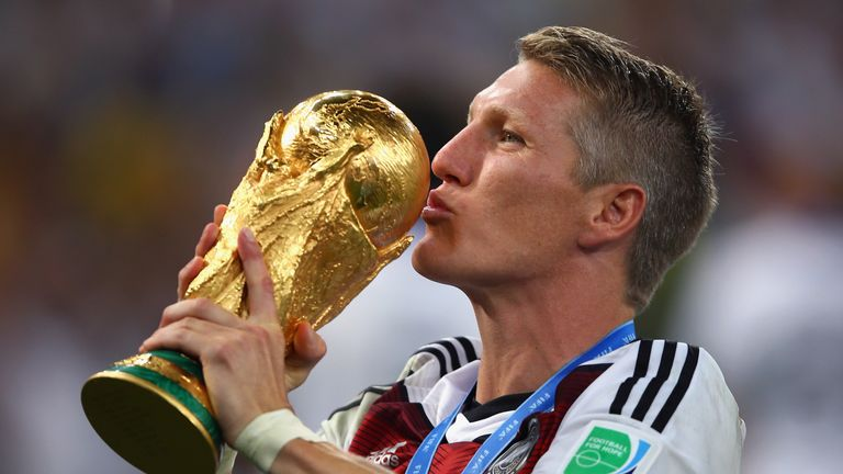 Germany lifted the trophy in 2014 - can they do it again?