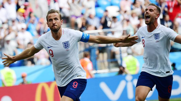 Harry Kane: Well on his way to topping the list