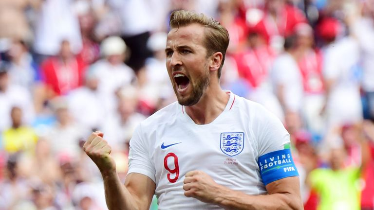 Harry Kane is the leading contender for the Golden Boot