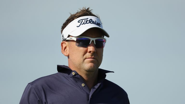 Ian Poulter denies swearing at best-selling crime author Quintin Jardine
