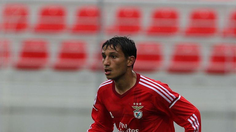 Joao Carvalho looks set to join Nottingham Forest