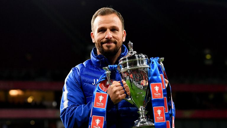 Jody Morris joins Derby County as assistant manager