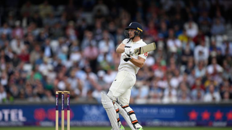 Jos Buttler impressed on his return to the England Test side against Pakistan
