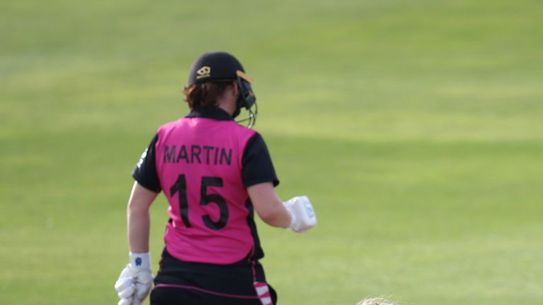 White Ferns hammered by England in T20 tri-series final