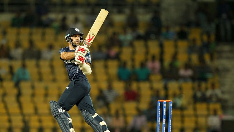 Scotland lose to Pakistan in first of two T20 internationals