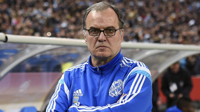 Bielsa has worked in France, coaching Marseille and Lille