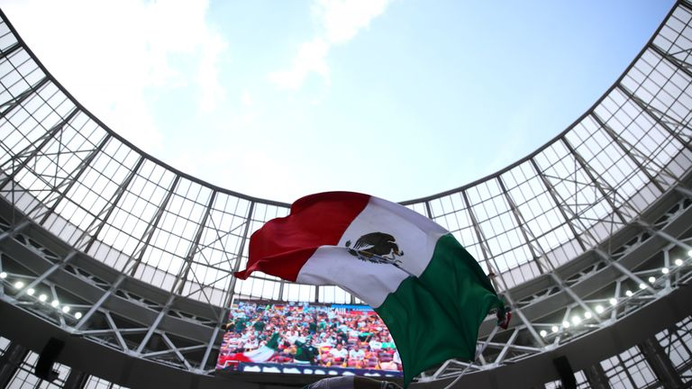 FIFA fines Mexico Football Federation over homophobic chants at World Cup