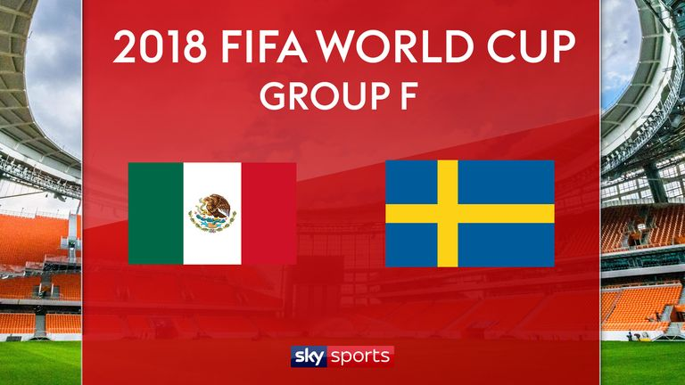 Sweden blanks Mexico, but both head to knockout round