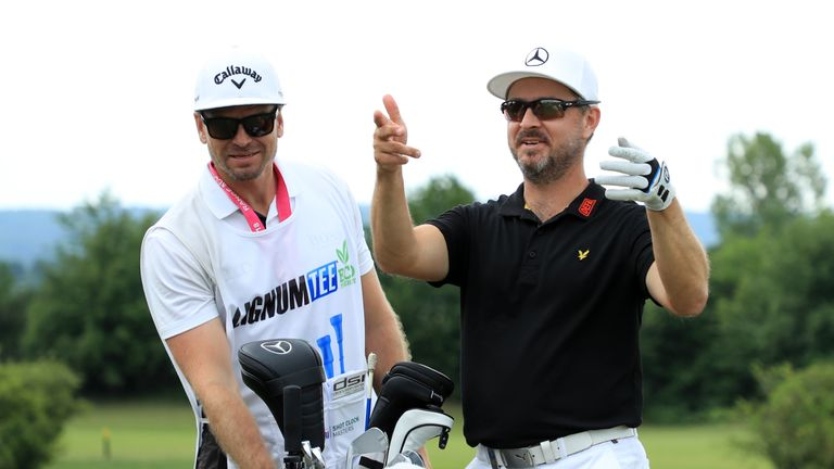 Korhonen won with rounds of 68, 67, 68 and 69