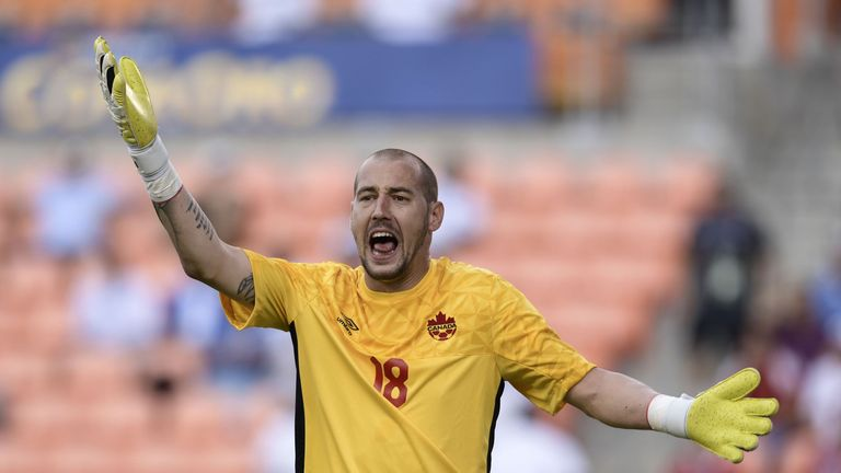Milan Borjan wanted by West Brom, Swansea and Bristol City