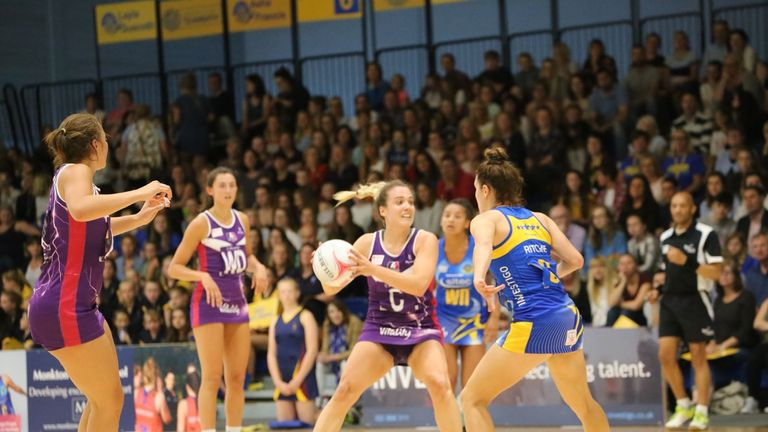 Loughborough Lightning skipper Nat Panagarry helped her side seal a thrilling win at Team Bath on Friday night