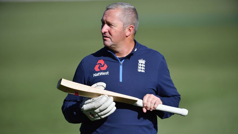 Assistant Farbrace to coach England's T20 side against Australia, India
